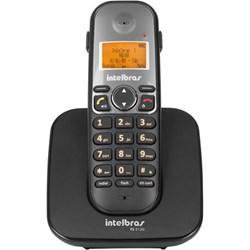Telefone Sem Fio TS 5120 Viva Voz E Ent. Para Fone - Intelbras