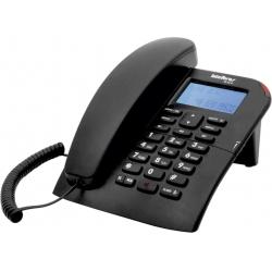 Telefone TC 60 Id Preto Intelbras
